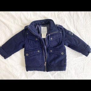 Diesel baby jacket